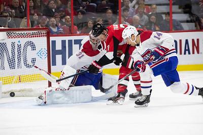NHL 2020: Canadiens vs Senators  JAN 11