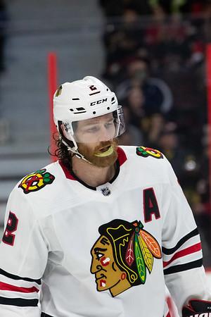 NHL 2020:  Blackhawks vs Senators  JAN 14