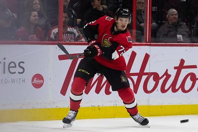 NHL 2020:  Capitals vs Senators  JAN 31