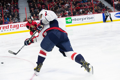 NHL 2020:  Capitals vs Senators  JAN 31