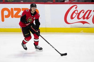 NHL 2020:  Stars vs Senators  FEB 16