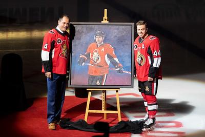NHL 2020:  Sabres vs Senators  FEB 18