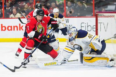 NHL 2016: Sabres vs Senators February 16