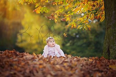 Natalie Davis Autumn Mini Shoot