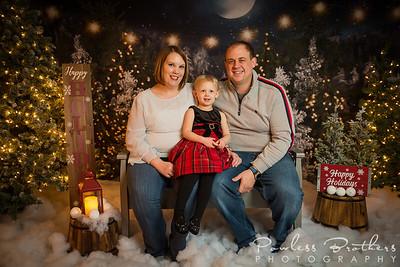 Natalie Glisson Christmas Mini 2019