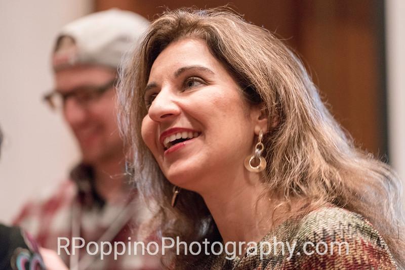 Dr. Stella Markou, University of Missouri-St. Louis, Thursday, January 7, 2016.