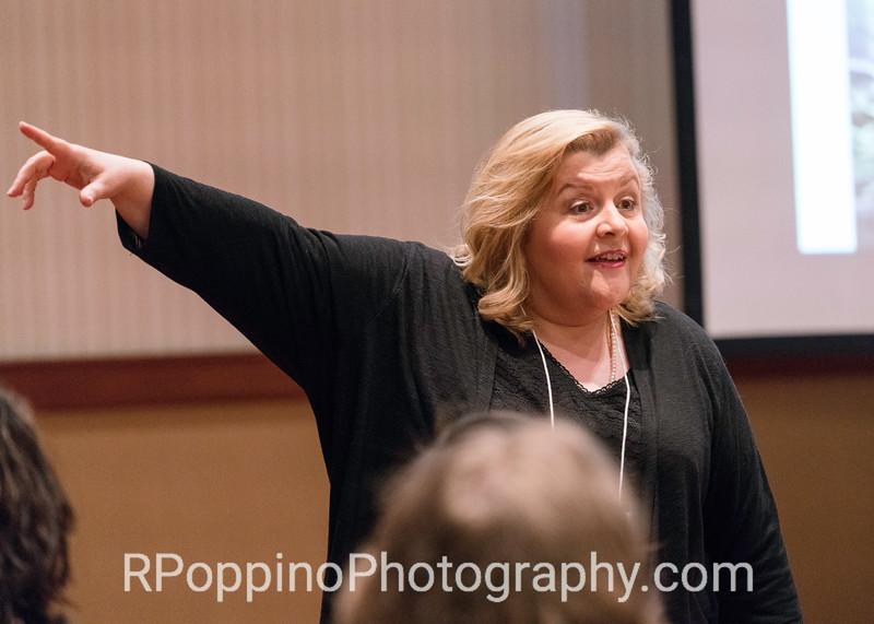 The Art of Gesture: Developing a Singer's Palette; Alisa Belflower, University of Nebraska-Lincoln; Thursday, January 7, 2016.