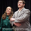 "2016 Collegiate Opera Scenes Competition; Guettel,  A Gentleman's Guide to Love and Murder, Act I, ""Poison in My Pocket,"" DePauw University, Thursday, January 7, 2016."
