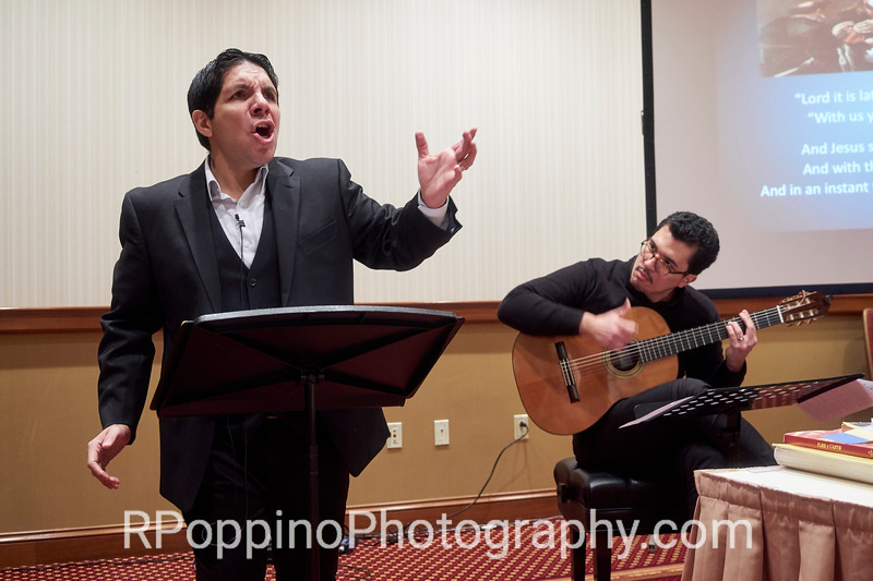 Latin American Sacred Protestant Song, Dr. Isai Jess Munoz, tenor, Indiana Wesleyan University; Dr. Daniel Duarte, guitar, Indiana University; Thursday, January 7, 2016.
