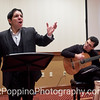 Latin American Sacred Protestant Song, Dr. Isai Jess Munoz, tenor, Indiana Wesleyan University; Dr. Daniel Duarte, guitar, Indiana University; Thursday, January 7, 2016.