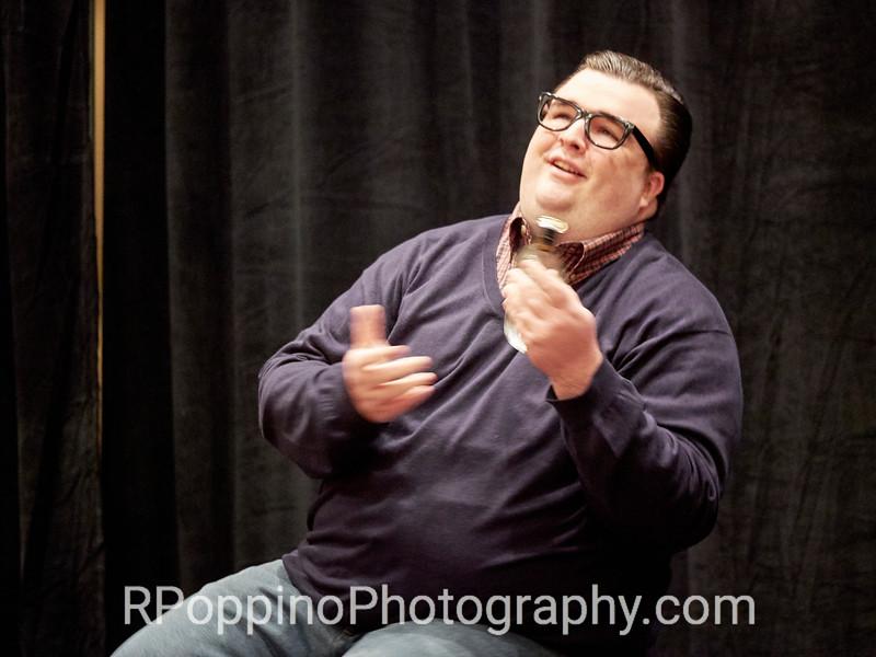 2016 Collegiate Opera Scenes Competition; Donizetti, L'elisir d'amore,  Act II, sc. 5, Sam Houston State University, Thursday, January 7, 2016.