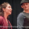 Rodgers and Hammerstein, Carousel, Act I, The Bench Scene, Sam Houston State University, rehearsal, January 6, 2016.