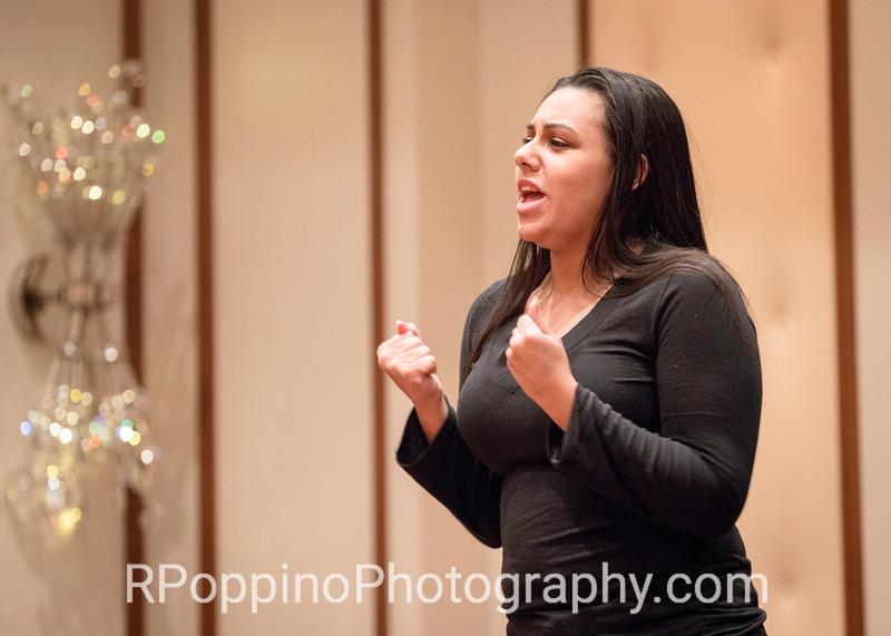 Donizetti, L'elisir d'amore, Act II, sc. 5, Sam Houston State University, rehearsal, Wednesday, January 6, 2016.
