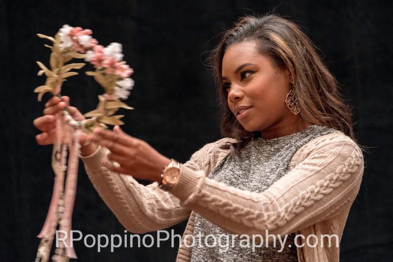 Mozart, Le nozze di Figaro, Act I, sc. 1, Sam Houston State University, rehearsal, Wednesday, January 6, 2016.