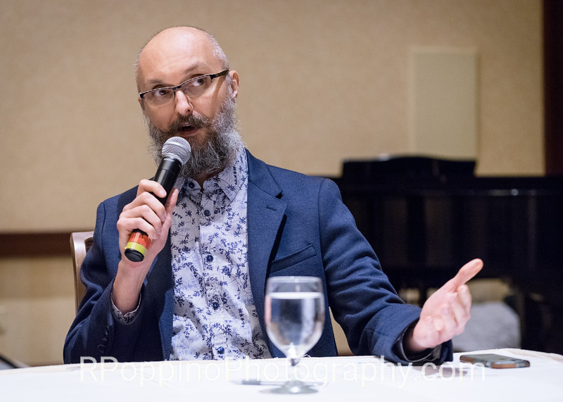 Copeland Woodruff, panelist, The 21st Century Way