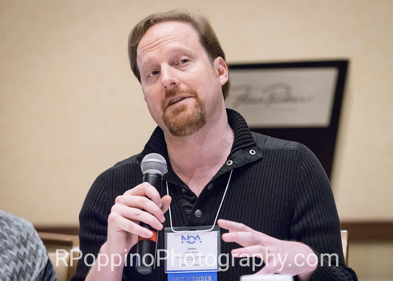 James Marvel, panelist, The 21Century Way