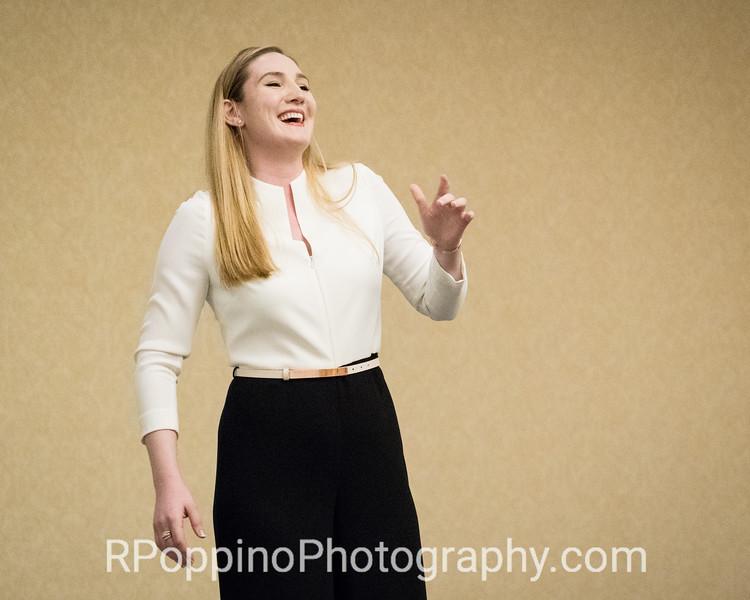 Samantha Hankey, mezzo soprano, 1st Place Winner (Nicholas Vrenios Memorial Scholarship), Scholarship Division, NOA Vocal Competition.