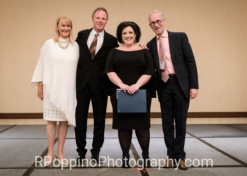 Toni Marie Palmertree, soprano, 3rd Place Winner, Artist Division, NOA Vocal Competition; with Linda di Fiore, Benjamin Brecher, and David Ronis.