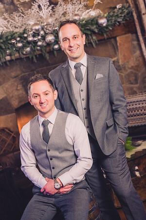 Nick & David's Wedding Reception-0025