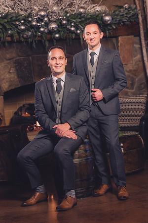 Nick & David's Wedding Reception-0021