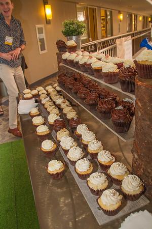 NMA Cupcake Bar