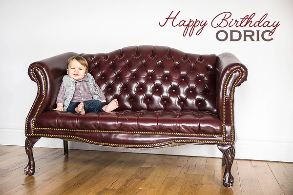 Odric's 1st Birthday & Smash Cake Session, Lexington, KY 3.1.15.