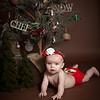 Olivia Holiday Mini Session :