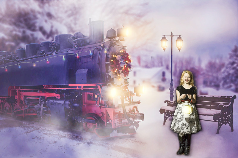 Paige and Polar Express