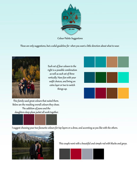 Adrienne The Photographer Style Guide Pg 2