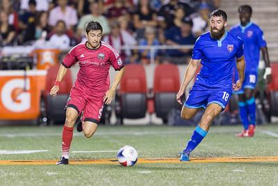 NASL 2016: Miami FC vs Ottawa Fury FC August 24