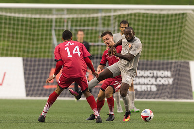 NASL 2016: Puerto Rico FC vs Ottawa Fury FC October 02