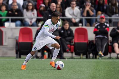 NASL 2016: New York Cosmos vs Ottawa Fury FC October 09