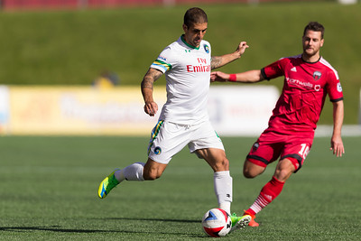 NASL 2016: New York Cosmos vs Ottawa Fury FC October 09