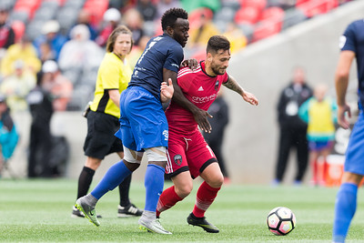 USL 2017: Pittsburgh Riverhounds vs Ottawa Fury FC MAY 13