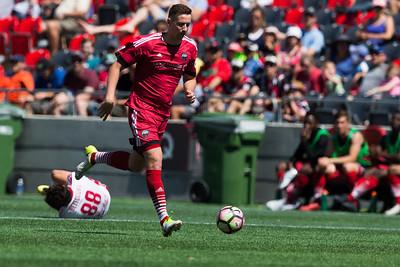 USL 2017: New York RedBulls II vs Ottawa Fury FC JUN 24