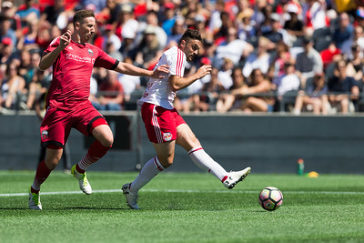 USL 2017: New York RedBulls II vs Ottawa Fury FC JUN 24