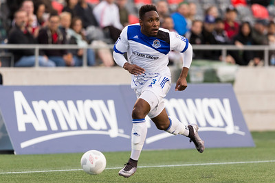 NASL 2016: Edmonton vs Ottawa May 18