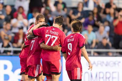 NASL 2016: Vancouver vs Ottawa June 01