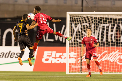 NASL 2016: Fort Lauderdale vs Ottawa May 27