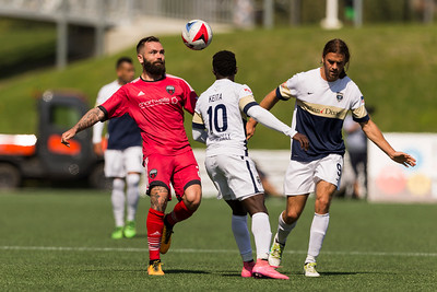 NASL 2016: Jacksonville vs Ottawa May 22