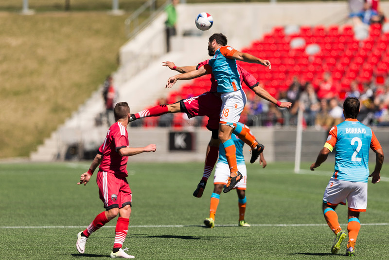 NASL 2016: Miami vs Ottawa April 30