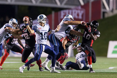 CFL 2016: Argonauts vs Redblacks July 31