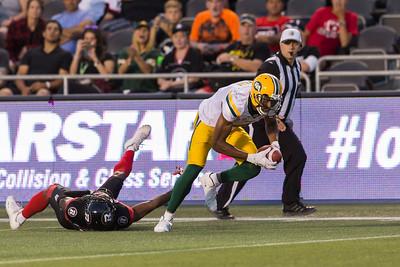 CFL 2016: Eskimos vs Redblacks August 06