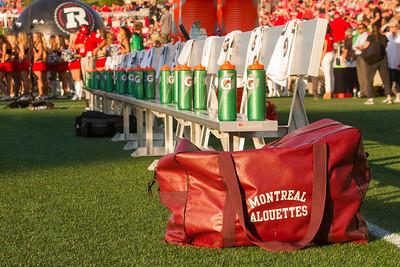 CFL 2016: Alouettes vs Redblacks August 19