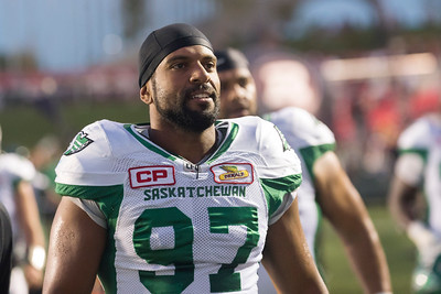 CFL 2016: Roughriders vs Redblacks October 07