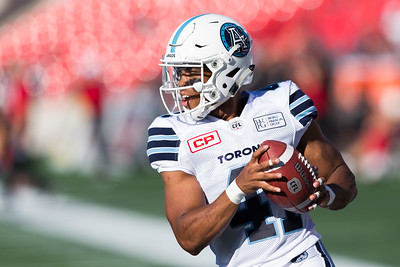 CFL 2017: Argonauts vs Redblacks  JUL 08