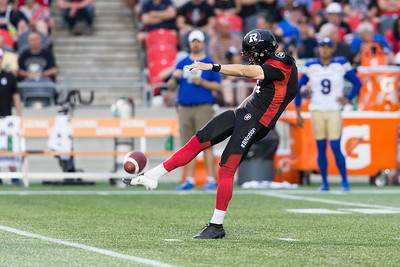 CFL 2017: Blue Bombers vs Redblacks August 04