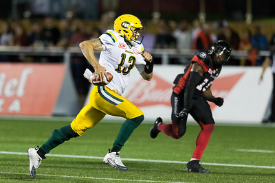 CFL 2017: Eskimos vs Redblacks August 10