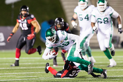 CFL 2017:  Roughriders vs Redblacks September 29