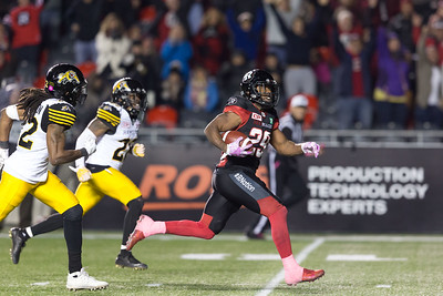 CFL 2017:  Tiger-Cats vs Redblacks  October 27